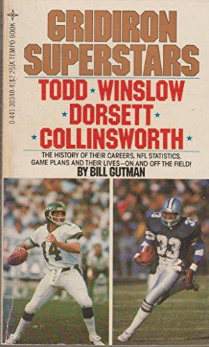 Gridiron Superstars: Todd-Winslow-Dorsett-Collinsworth PDF