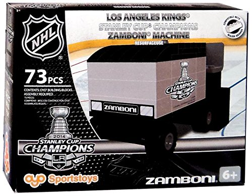 Los Angeles Kings 2014 Stanley Cup Champs Zamboni OYO Sportstoys