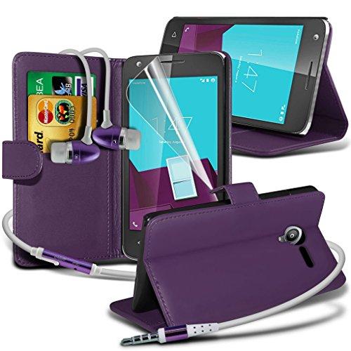 vodafone-smart-ultra-7-case-purple-earphone-cover-for-vodafone-smart-ultra-7-case-durable-book-style