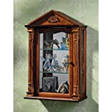Design Toscano BN2536 Essex Hall Wall Curio Cabinet