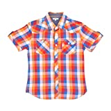 Poppers by Pantaloons Boy's Shirt_Size_15-16 YRS