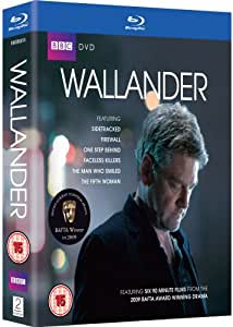 Amazon.com: Wallander Season 1 & 2 [Blu-ray] (This item requires a
