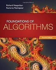 Foundations Of Algorithms by Richard Neapolitan