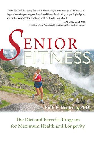 Senior Fitness: The Diet and Exercise Program for Maximum Health and Longevity (Senior Fitness Program compare prices)