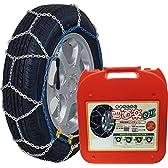 FEC [ エフイーシー ] タイヤチェーン [ 雪道楽QII ] [ 備えて安心・冬の必需品 ] YQ203