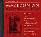 Macedonian: A Course for Beginning and Intermediate Students-Compact Disk