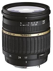 Tamron A16P SP AF 17-50 mm F/2.8 XR Di II LD ASL (IF) - Objetivo para Pentax (distancia focal 17-50mm, apertura f/2.8, macro, diámetro: 67mm) negro