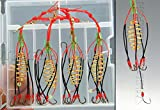 4 IN 1 #8~#12 CARP Boob THKFISH ® FISHING HOOKS POWDER BAIT Trap Hook SYSTEM New Design