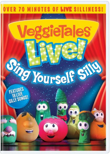VEGGIETALES LIVE! SING YOURSELF SILLY