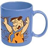 ICUP The Flintstones I Don't Dooo Mornings Ceramic Mug