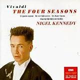 Composer: Antonio Vivaldi Vivaldi: The Four Seasons - 25th Anniversary Edition by Nigel Kennedy [Music CD]