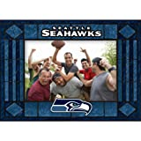 Seattle Seahawks Art Glass Horizontal Frame at Amazon.com