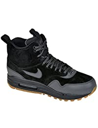 Nike WMNS Air Max 1 Mid Sneakerboot Women Winter Lifestyle Sneakers New Black