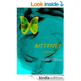 Butterfly, A novel (With classic fan-shape illustrations)