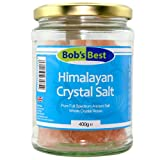 Himalayan Crystal Salt - 400g - Rock