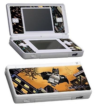 Nintendo DS Lite Batman Lego Swoop Skin