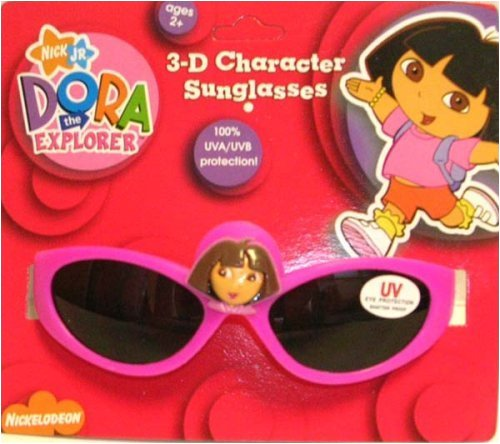 Nick Jr Dora The Explorer 3D Sunglasses for kids - Buy Nick Jr Dora The Explorer 3D Sunglasses for kids - Purchase Nick Jr Dora The Explorer 3D Sunglasses for kids (Pan Oceanic, Toys & Games,Categories,Pretend Play & Dress-up,Costumes,Accessories)