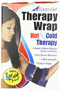 """Elasto-Gel, Hot/Cold Therapy Wrap, 6"""" X 24"""""""