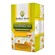 Chamomile Tea Organic - 22 Count Tea Bags - Green Tea - Organic Chamomile Tea - Relax Tea - Herbal Tea