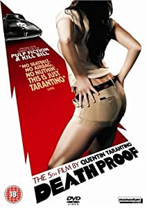 Death Proof [DVD]