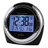 Acctim 71267 Zenith Alarm Clock, Blackby Acctim