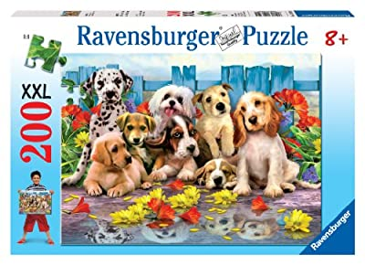 Ravensburger Posing Pups - 200 Piece Puzzle by Ravensburger