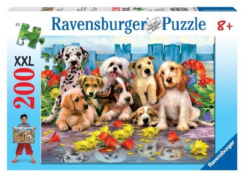 Ravensburger Posing Pups - 200 Piece Puzzle - 1