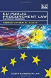img - for EU Public Procurement Law: Second Edition (Elgar European Law series) by Christopher Bovis (2012-11-30) book / textbook / text book