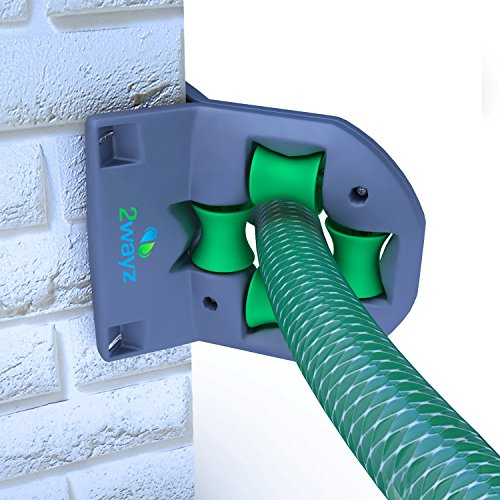 Hose & Wall Protector. (Enclosed Water Hose Reel compare prices)