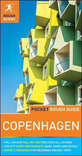 Copenhagen Pocket Rough Guide (Rough Guide to...)