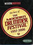 DVD 「ベスト・オブ・モダン・ドラマー・フェスティバル:1997 - 2006」HD-DVDBM21 【直輸入版】