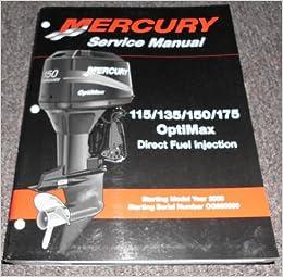 1998 mercury optimax 150 manual