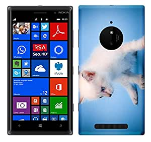 WOW Printed Designer Mobile Case Back Cover For Nokia Lumia 830