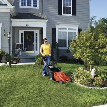Black & Decker MM1800 18-Inch 12 amp Corded Electric Lawn Mower picture