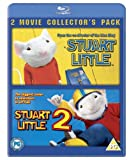 Stuart Little/ Stuart Little 2 Double Pack [Blu-ray] [Region Free]