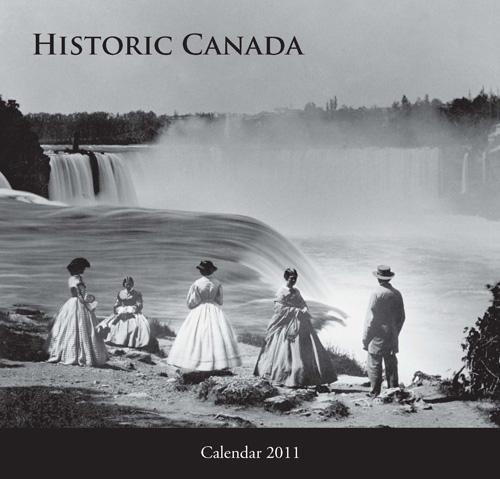 Historic Canada 2011 Wall Calendar