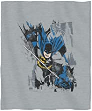 Warner Brothers quotBatman Bat Jumpquot Sweatshirt Throw 50 by 60-Inch