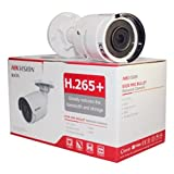 HIKVISION 8mp CCTV Camera Updateable DS-2CD2085FWD-I IP Camera High Resoultion WDR POE Bullet CCTV Camera With SD Card Slot (4mm)