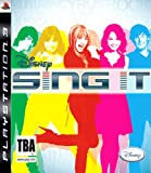Disney Sing It - Game Only (PS3)