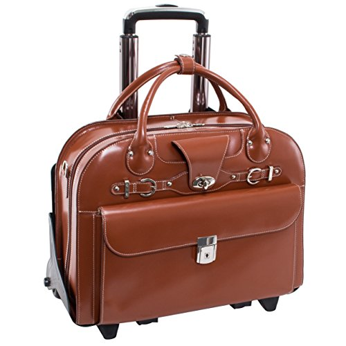 mcklein-usa-roseville-brown-156-leather-fly-friendly-detachable-wheeled-ladies-briefcase-96644