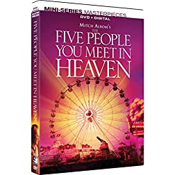 The Five People You Meet in Heaven - MiniSeries Masterpiece - DVD + Digital