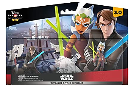 Disney Infinity 3.0 -  Twilight of the Republic Play Set (Xbox 360/Xbox One/PS3/PS4/Nintendo Wii U)