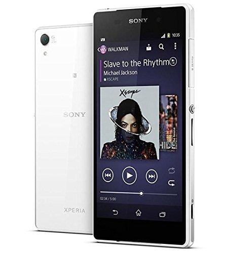 Sony Xperia Z2 D6503 SIMフリー (ホワイト)