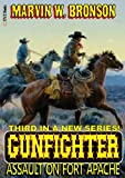img - for Assault On Fort Apache (Gunfighter) book / textbook / text book