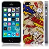 Call Candy Comic Capers Back Fashion TPU Gel Case for iPhone 5S