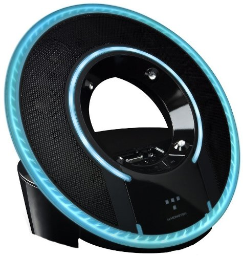 Monster TRON Edition Speaker Dock for iPod
