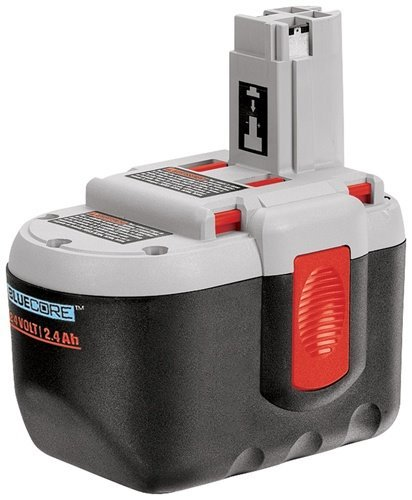 Bosch 24V Battery 2.4 AMH BAT240 #2-607-335-451