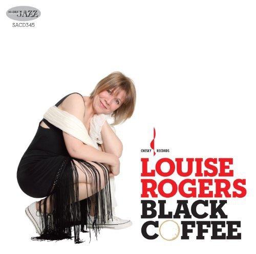 SACD : Louise Rogers - Black Coffee (SACD)