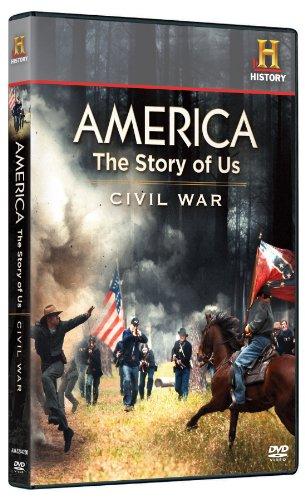 America The Story Of Us Volume 3: Civil War [DVD] (America Story Of Us Civil War compare prices)