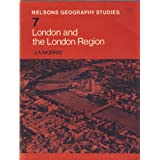 London and the London Region (Geography Studies)by Joseph Acton Morris